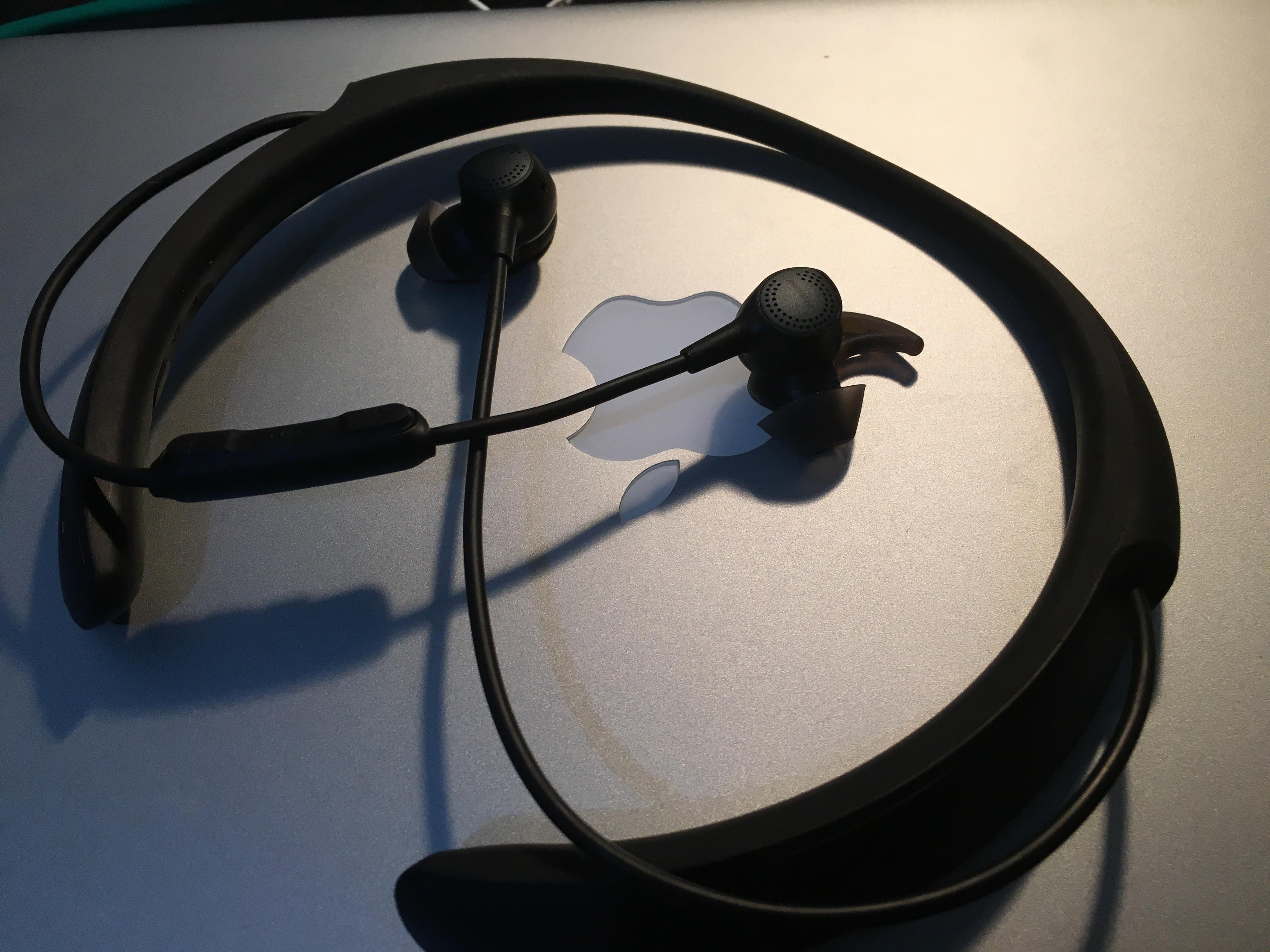 【レビュー】QuietControl 30 wireless headphones